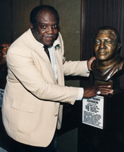 John Henry Johnson was elected to the Pro Football Hall of Fame in 1987