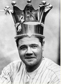 Babe Ruth, home run king