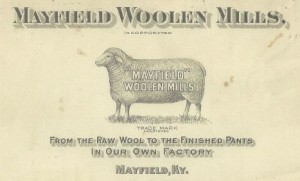 Mayfield Woolen Mills