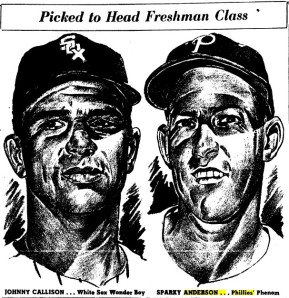From The Sporting News of April 15, 1959